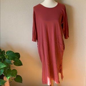 2/$20 cute Zara T-shirt dress